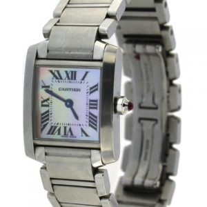 Ladies Cartier Watch Photo